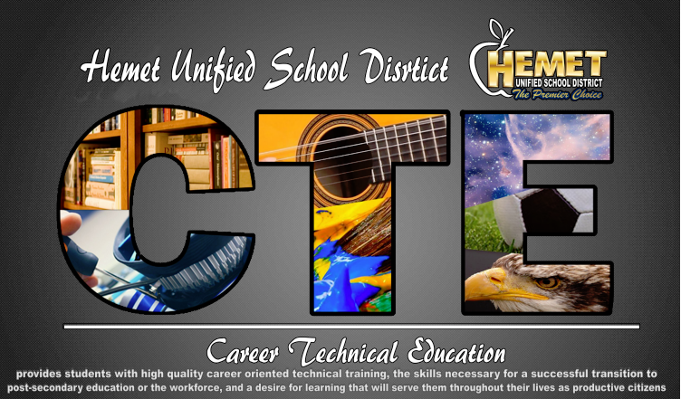 Hemet Unified Career Technical Education
