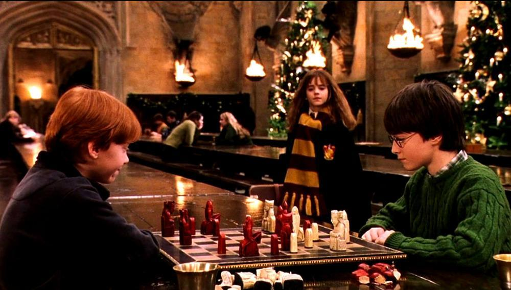 Harry Potter Chess