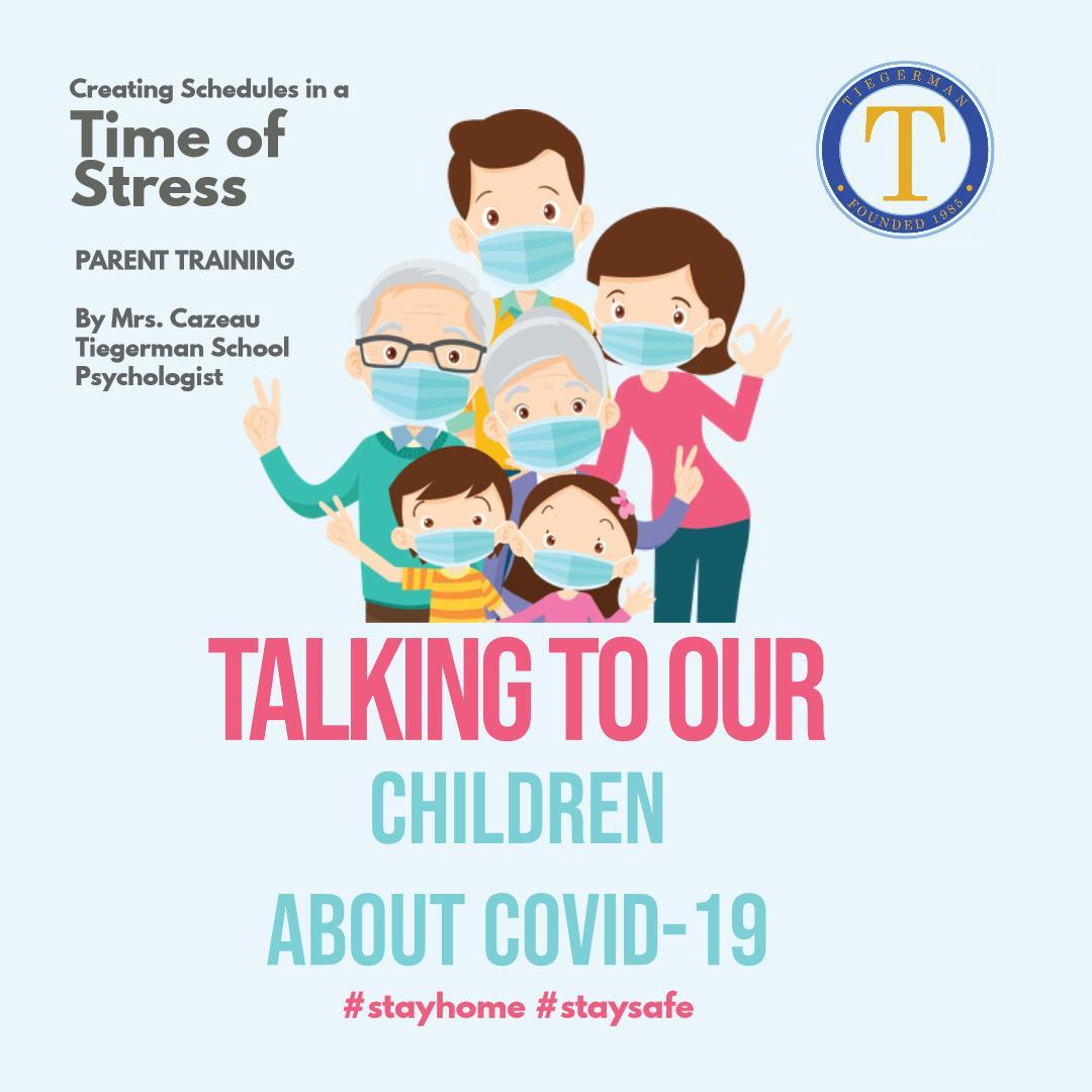 Time of Stress - Parent Training