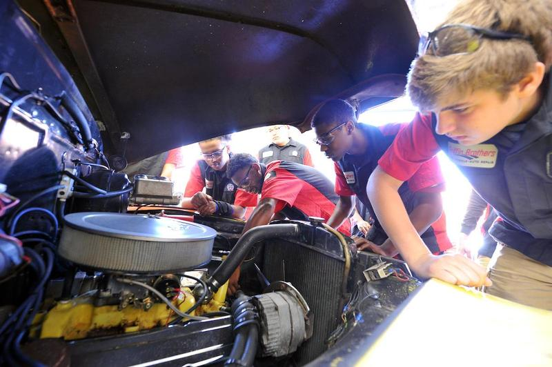 Automotive, Career and Technology Education