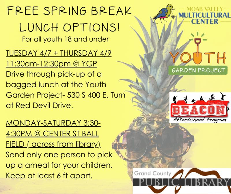 Reminder - Spring Break Next Week Featured Photo