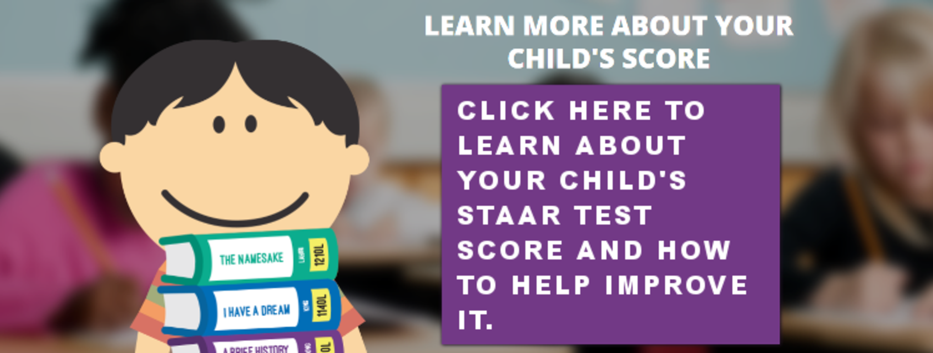 Learn about child's STAAR score