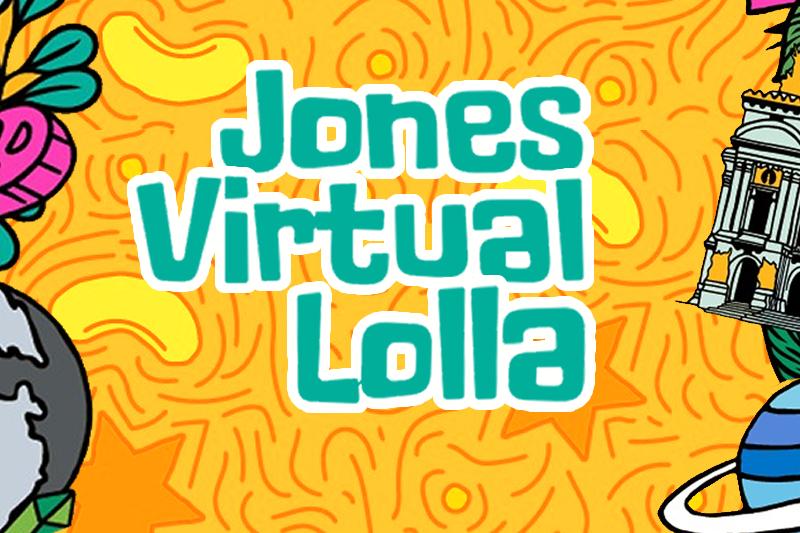 Image Jones Virtual Lolla