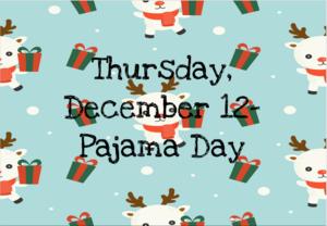Reindeer's and presents