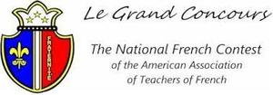 Logo of national French exam, Le Grand Concours