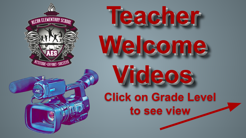 Teacher Welcome Videos