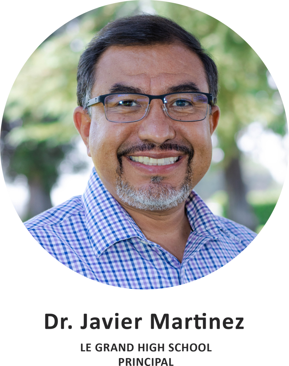 Dr. Javier Martinez Principal