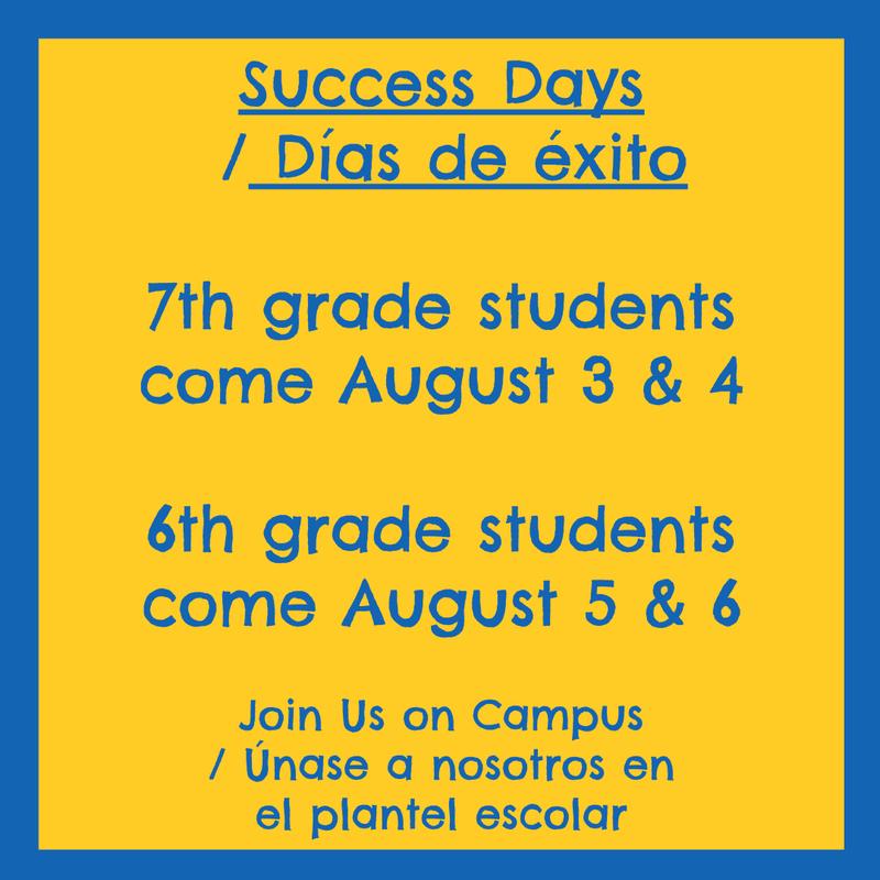 Sutter Success Days! / ¡Días de éxito de Sutter! Featured Photo
