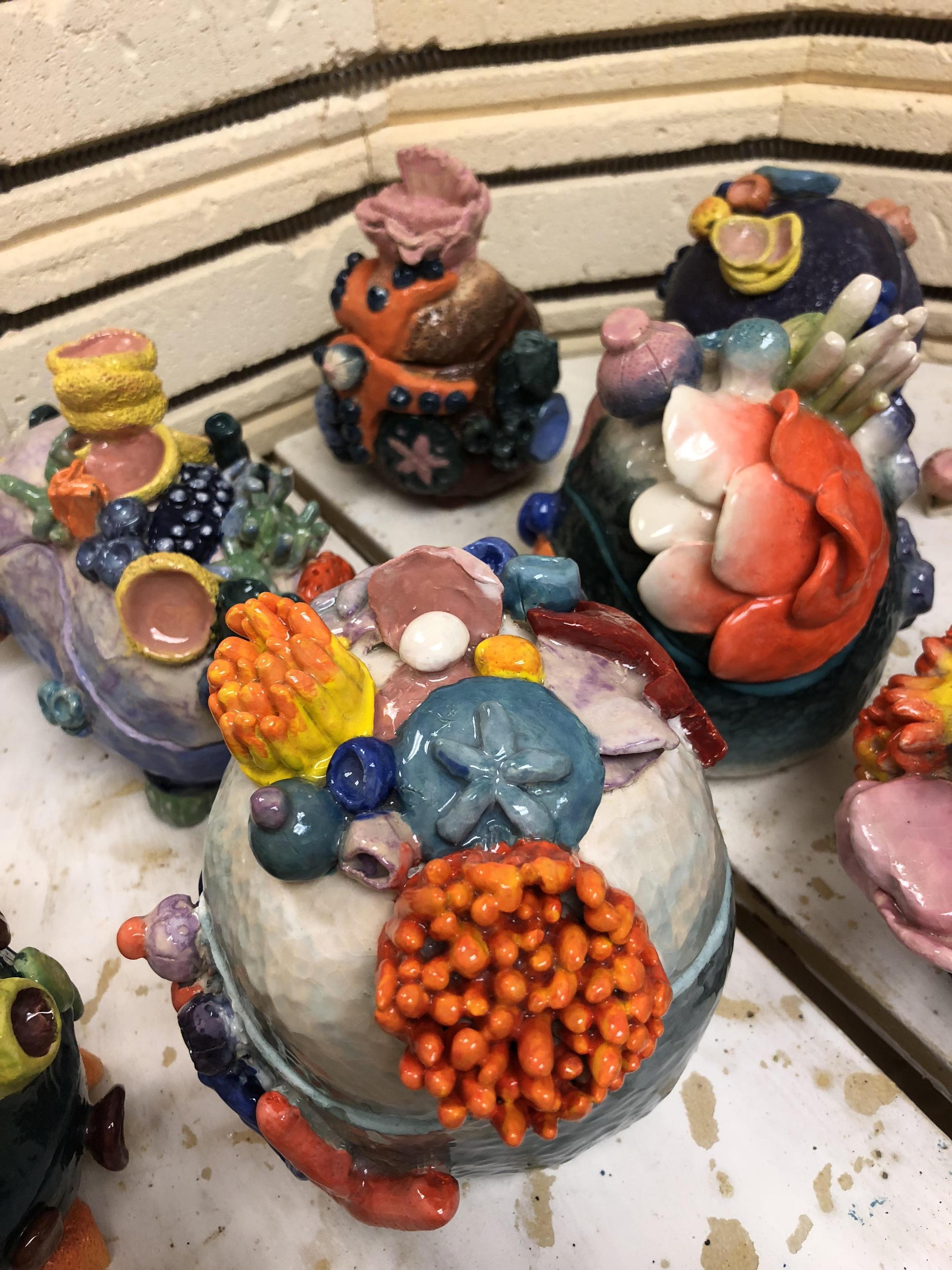 Intermediate Ceramics