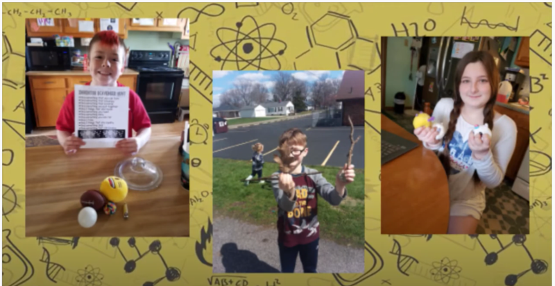 Elementary Students Love Science!! Thumbnail Image