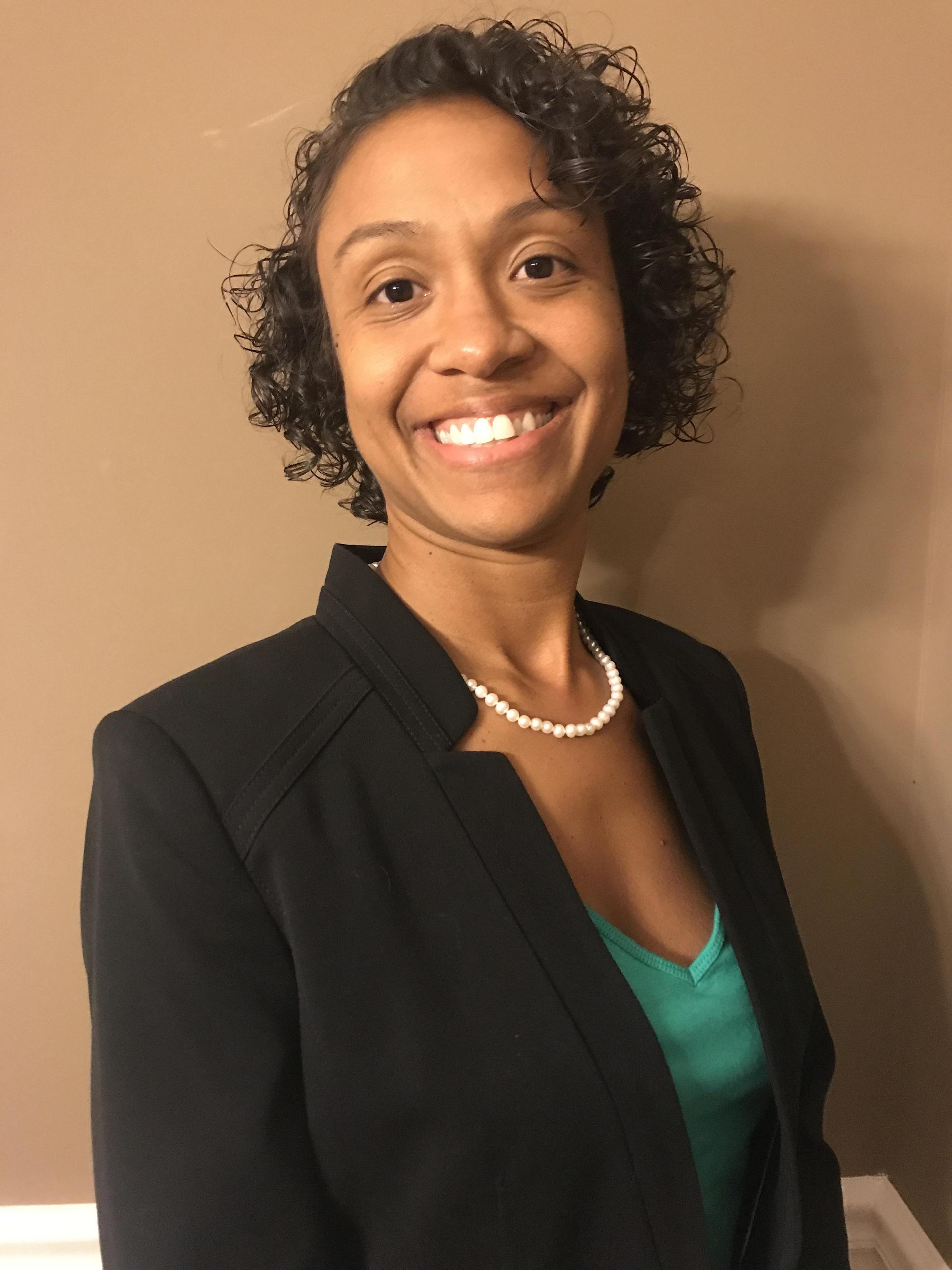 Mrs. Tamara Caudle, Principal