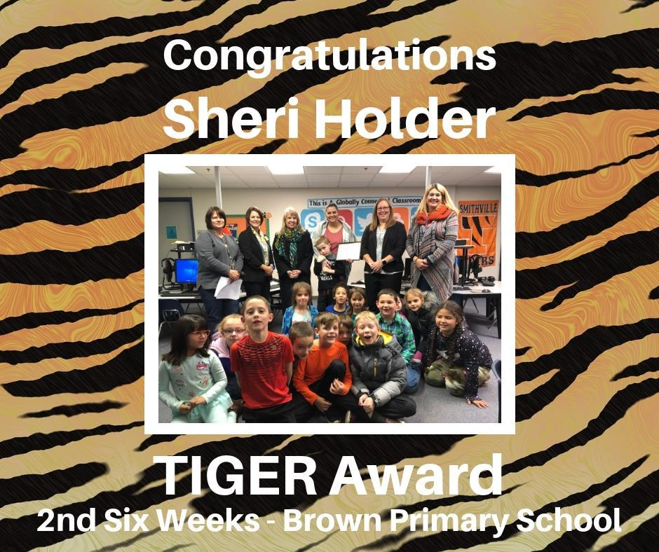recipients of Tiger Award