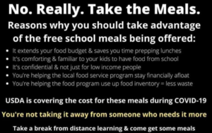 Take the Meals