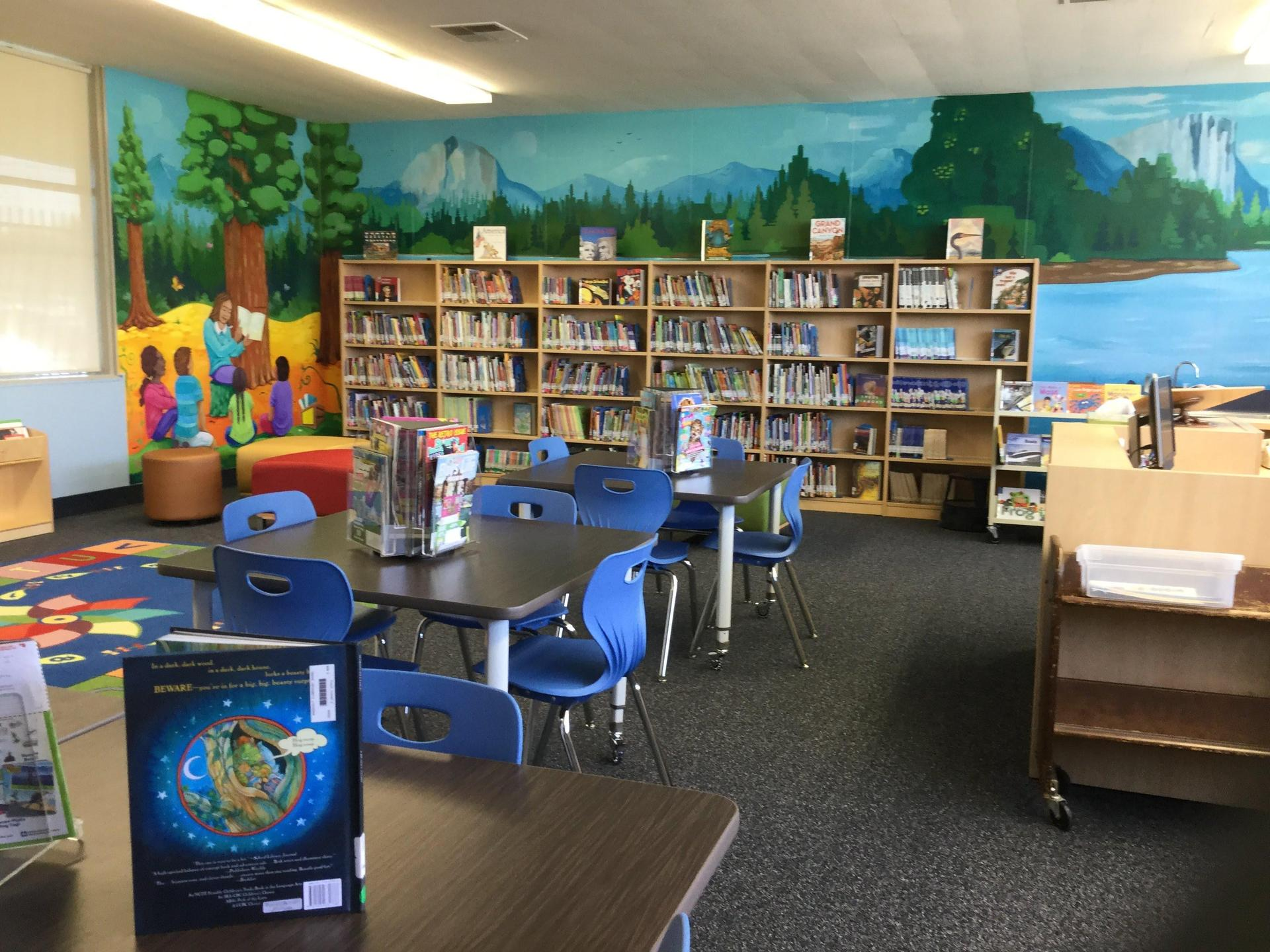 Remodeled Library