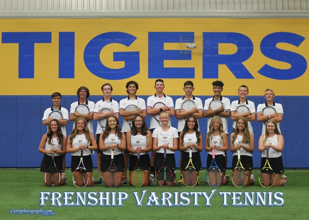 frenship varsity tennis team