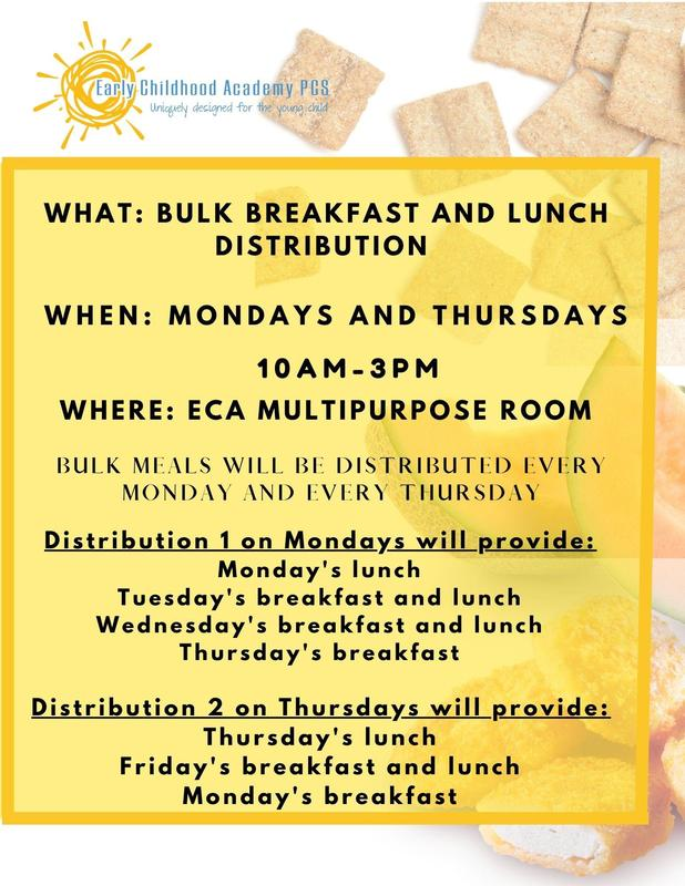 Bulk Breakfast and Lunch Distribution Featured Photo