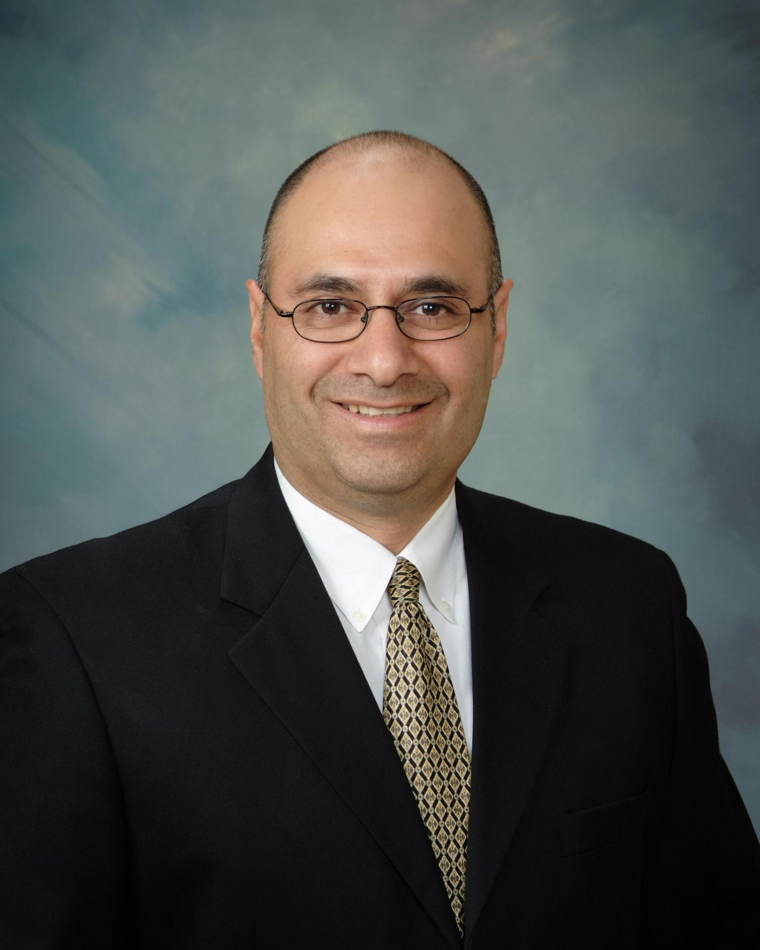Superintendant Dr Joe Alcorda