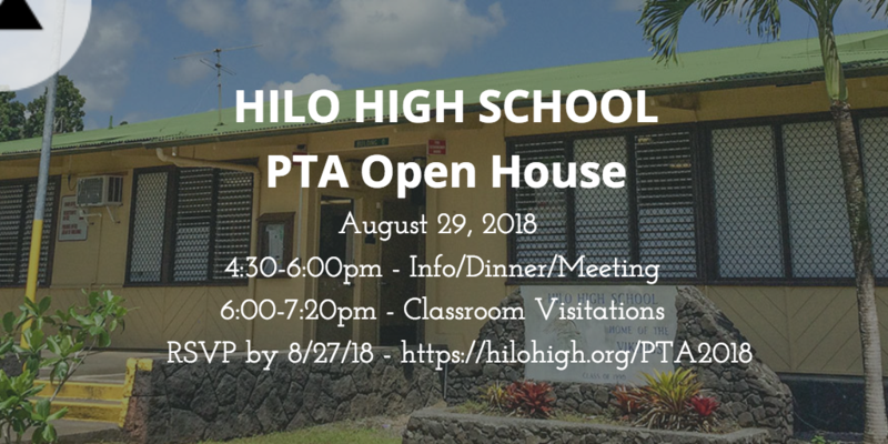 Annual PTA Open House on August 29th Featured Photo