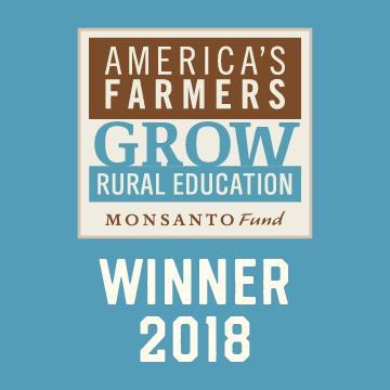 Thanks to Foster Farms, sanger isd received a grant through americas farmers