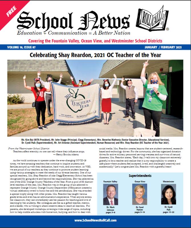 School News 1/2021