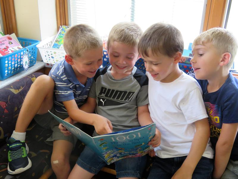 Student enrollment continues to increase at TK Schools with the largest increase seen at McFall Elementary.