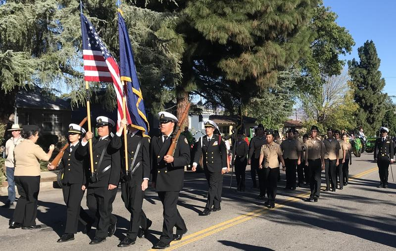 JROTC Wins 1st Place in Marching Drill Unit Featured Photo