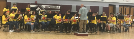 Riverside Band Performance Featured Photo