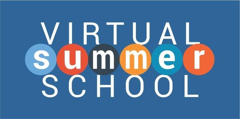 image of virtual summer school