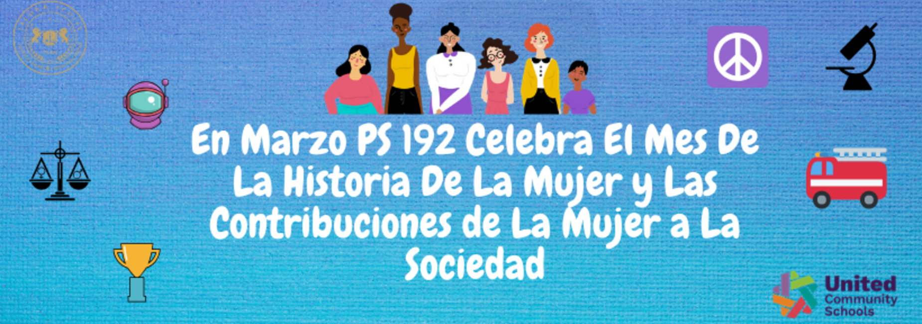Women's History Month in Spanish