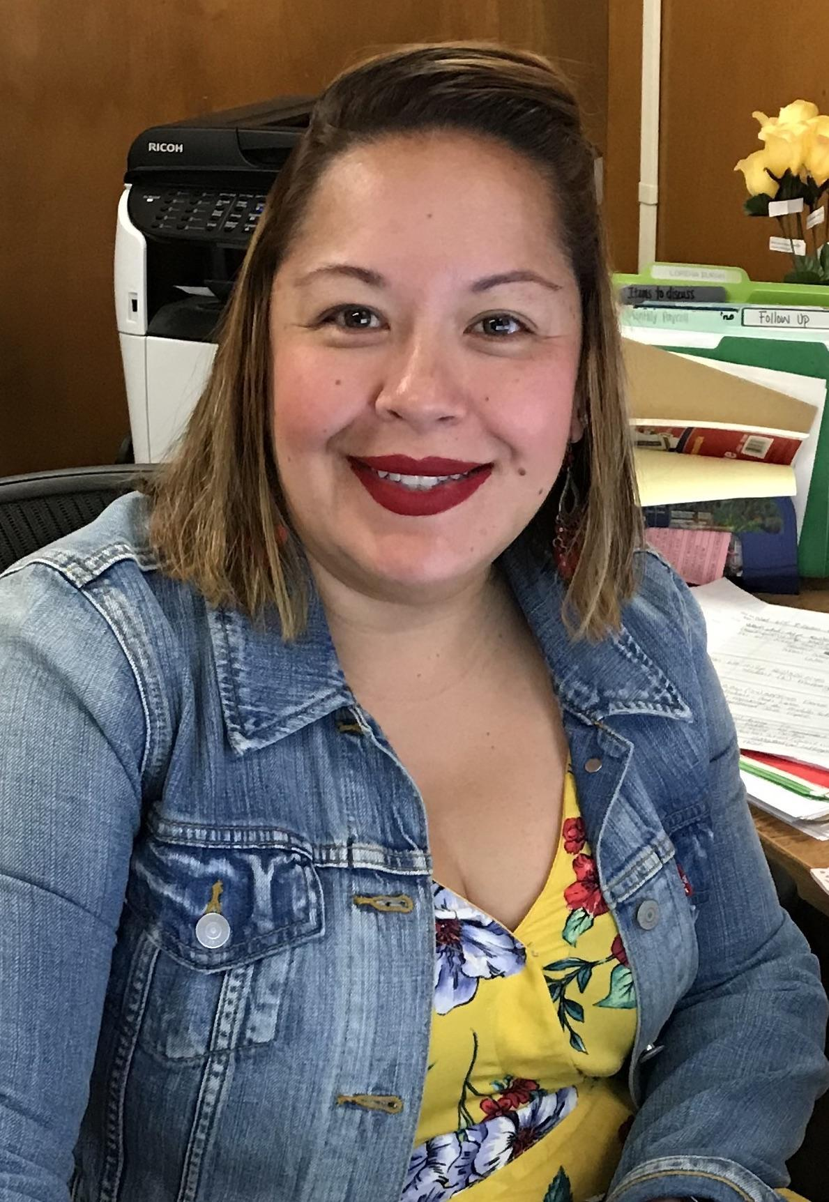 picture of Lorraine Rosales