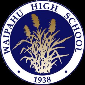 Waipahu High Logo