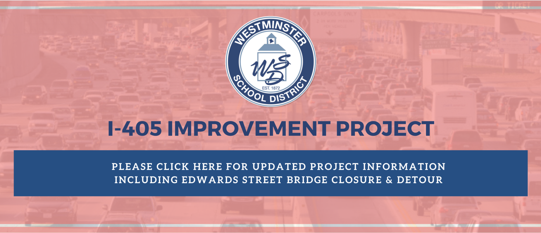 I 405 Improvement Project
