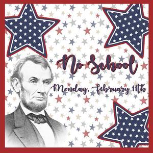Lincolns Birthday clipart