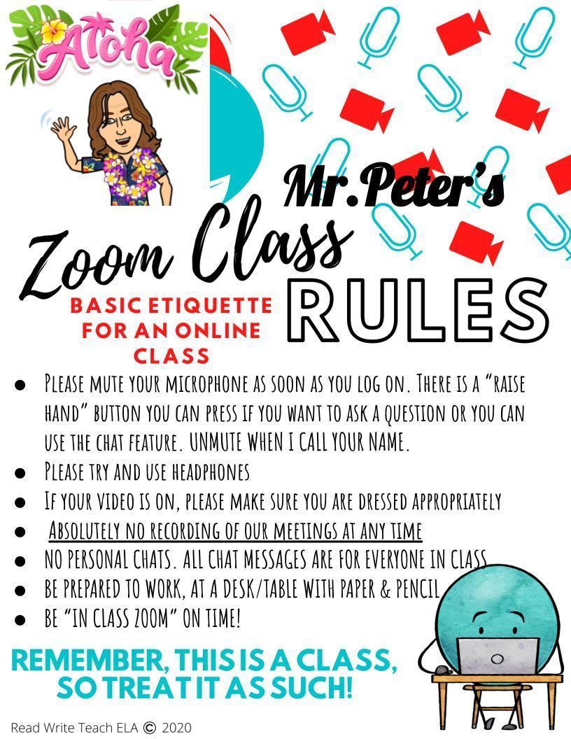 Mr. Peter's Zoom Rules.jpg