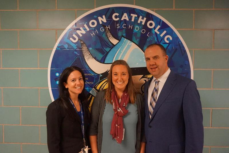 Union Catholic Representatives Attend National Conference for the National Association for College Admission Counseling Thumbnail Image