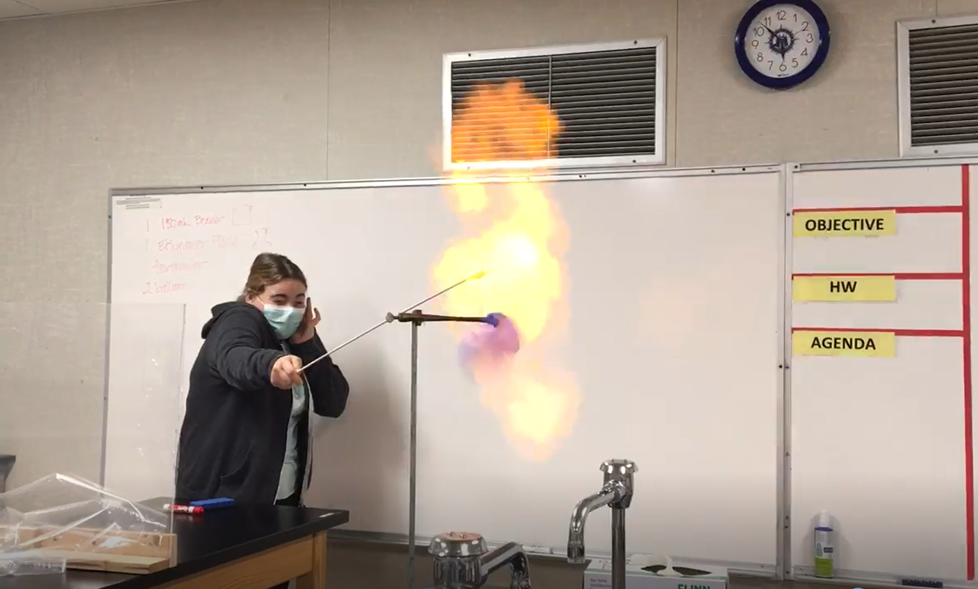 Chemistry Reactions