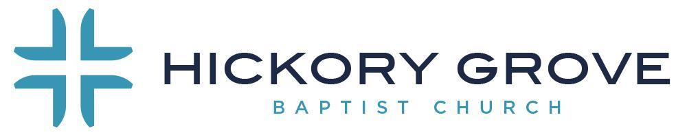 Hickory Grove Baptist Church logo