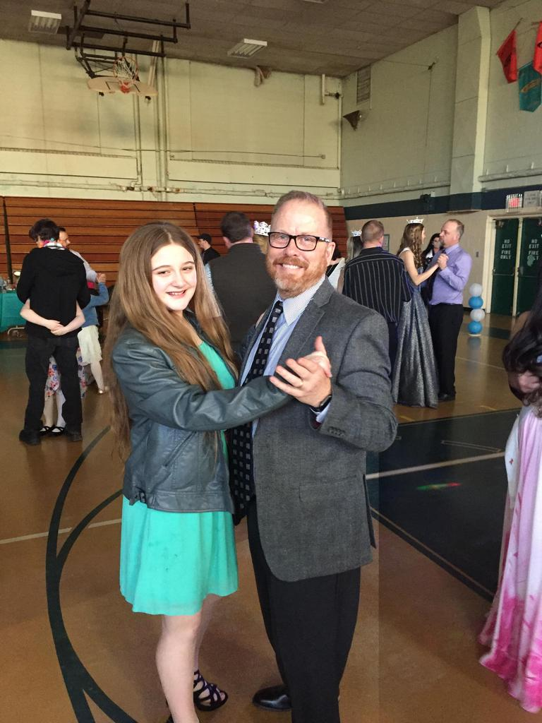 Daddy-Daughter Dance Photos