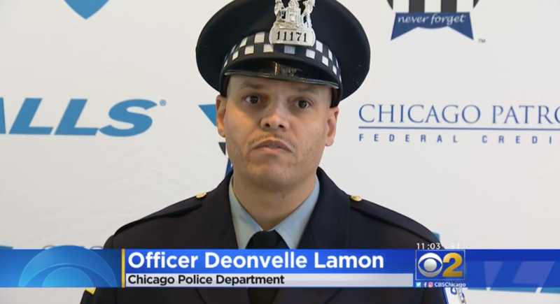 Alum Honored as CPD Officer of the Month Featured Photo