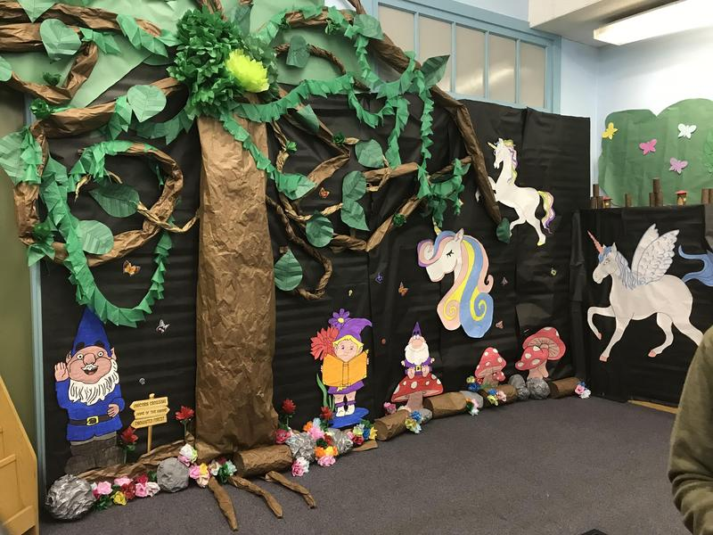 Enchanted Forest BOOK FAIR!!!! Featured Photo