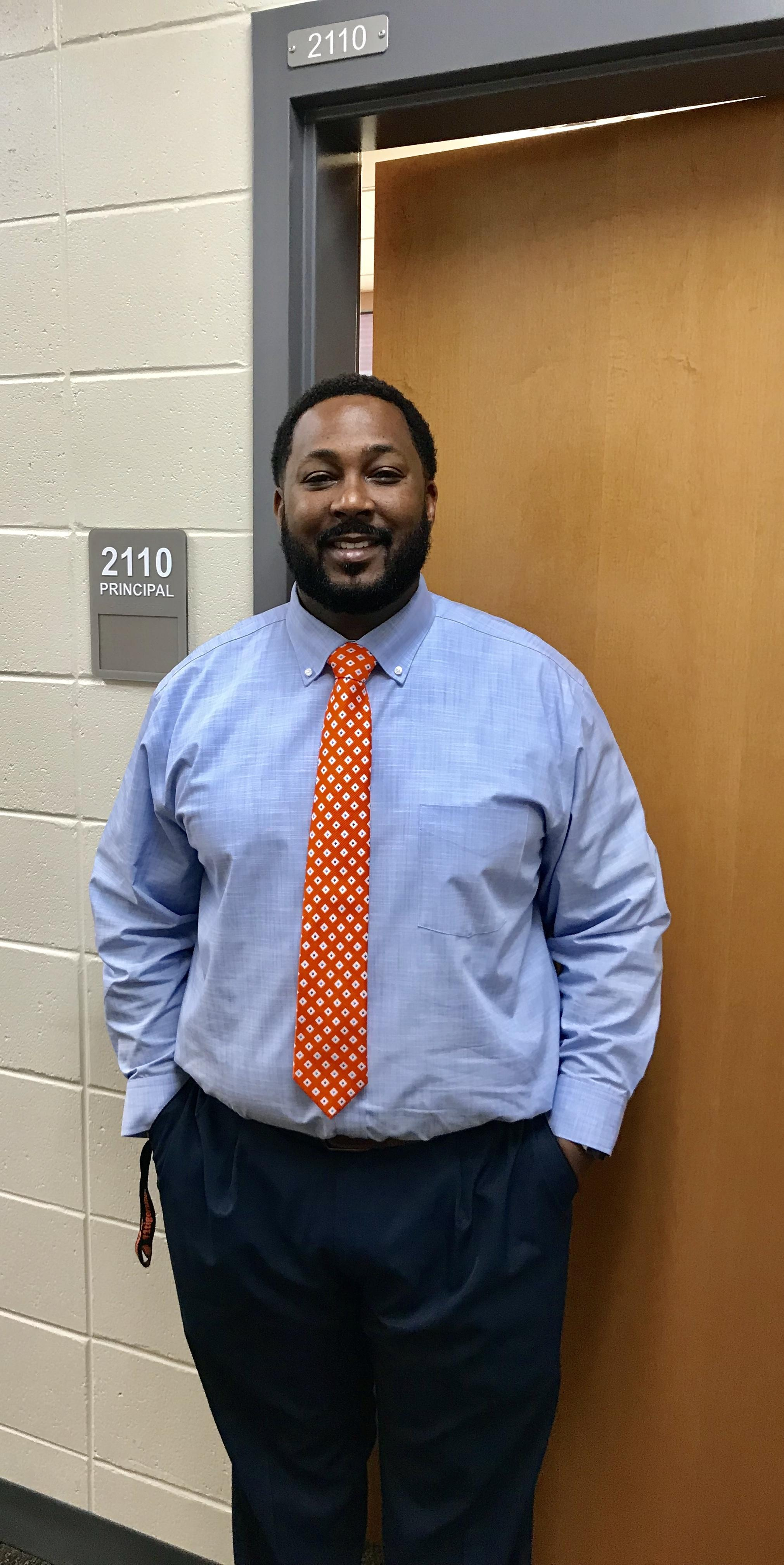 Mr. Thomas, Principal