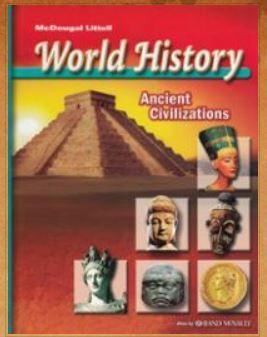 6th Grade History/Social Science