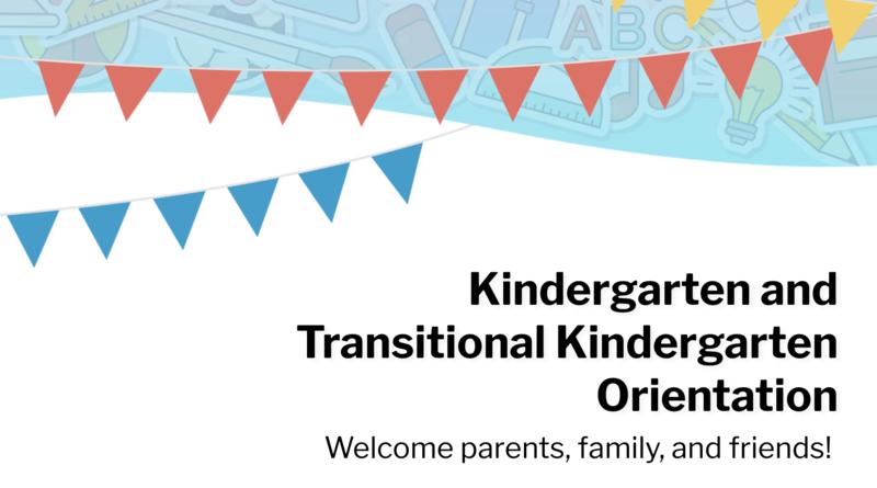 Guadalupe Kindergarten Orientation Presentation Featured Photo