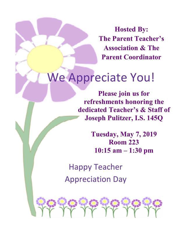 Teacher Appreciation Day Featured Photo