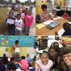 Photo of Jones ES Teacher Annette Jones