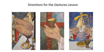 Image for Gestures