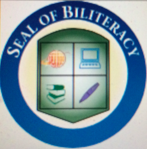 Biliteracy seal