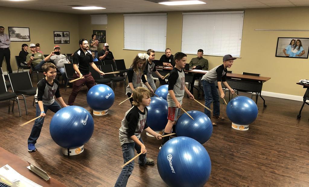 DrumFit Class