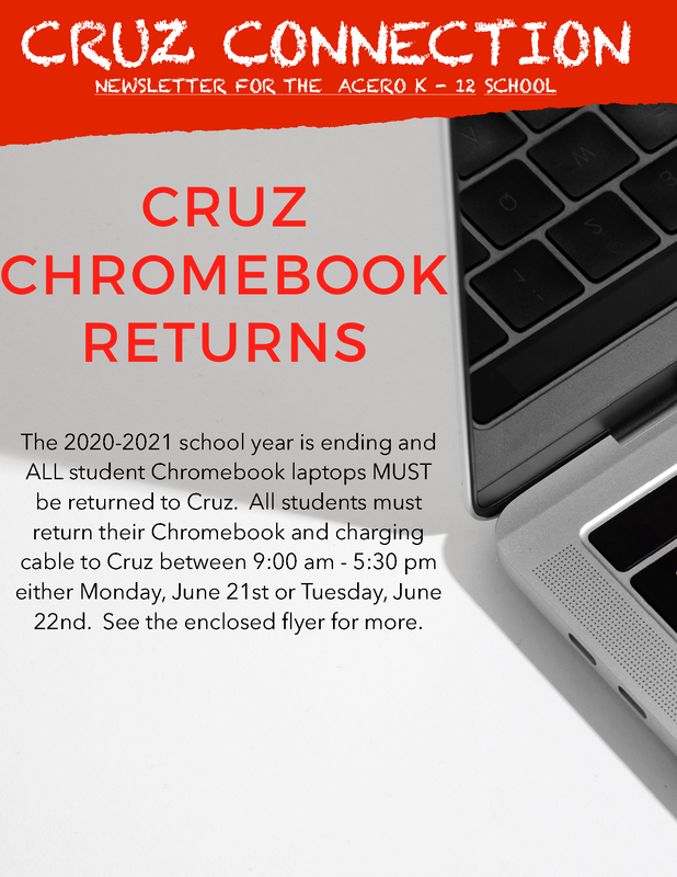 Cruz Connection Newsletter  6.18.2021 Featured Photo