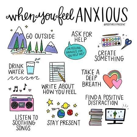 Photo of ideas to reduce anxiety